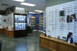 lenses and frames offered at three rivers optometric group in yuba