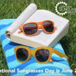 National Sunglasses Day is June 27